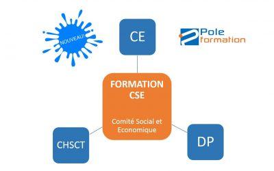 Nouveau ! Inscrivez-vous à notre formation CSE !