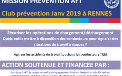 Le Club de prévention Bretagne
