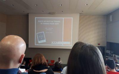 Plan région santé au travail IFAC Campus de Brest