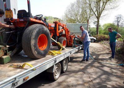 Arrimage mini-tracteur (3)