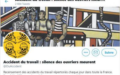 Briser le silence sur les accidents du travail